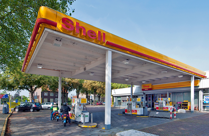 VLT-Shell Beatrixlaan