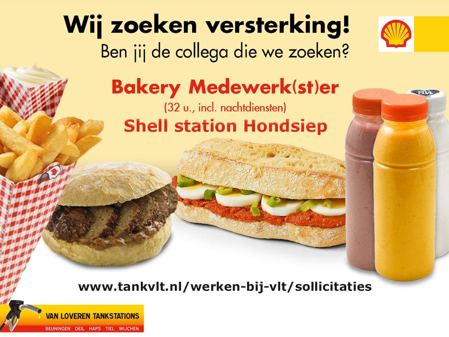 Bakery Shell Hondsiep