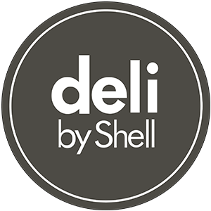 deli by shell logo alpha